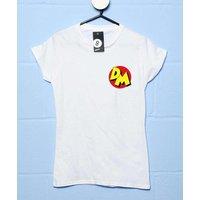 Dm Logo Womens Fancy Dress T-shirt