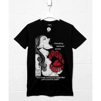 Mens Deathray Apparel T Shirt - Eager Mouth