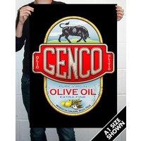 Genco Olive Oil Poster