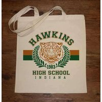 Hawkins High School Tote Bag