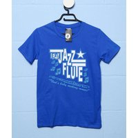Anchorman T Shirt - I Play Jazz Flute