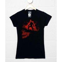 Jungle Hunter Womens T-Shirt