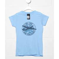 Lao Che Air Freight Womes Fitted Style T Shirt
