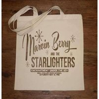 Marvin Berry And The Starlighters Tote Bag