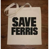 Save Ferris Tote Bag