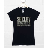 Shelby Company Ltd Womens Fitted Style T Shirt