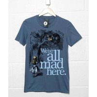 Alice In Wonderland T Shirt - We