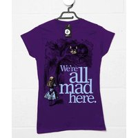 Alice In Wonderland Women