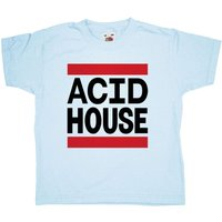 Acid House Logo Kids T Shirt