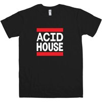 Acid House Logo T Shirt