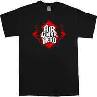 Air Guitar Hero T Shirt