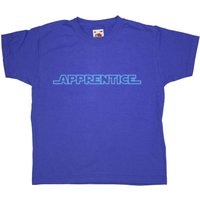 Adult And Kid Combo Kids T Shirt - Apprentice