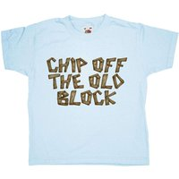 Adult And Child Combo T Shirt - Chip