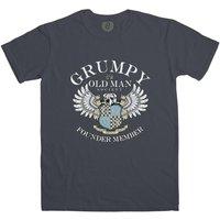 Grumpy Old Man Society Founder Member T Shirt