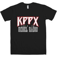 Airheads Inspired T Shirt - Kppx Rebel Radio