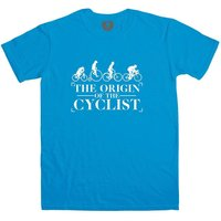 The Origin of the Cyclist T ShirtWHY IS THERE A PRICE DIFFERENCE BETWEEN COLOUR OPTIONS IN SOME PRODUCTS? Garments which have white ink as part of their print are created using a more complex process and are therefore more expensive to produce. We have de