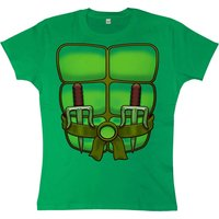 Fancy Dress Womens T Shirt - Ninja Turtle