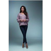 Asya in Rowan Kidsilk Haze & Fine Lace Kit