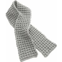 Thermal Scarf in Lion Brand Wool-Ease (L90198)