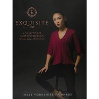 West Yorkshire Spinners Exquisite 4 Ply Pattern Book