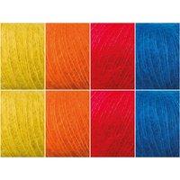 Rowan Kidsilk Haze Brights Colour Pack