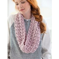 Saugerties Cowl in Lion Brand Touch of Alpaca (L70202)