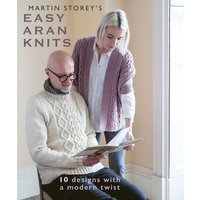 Easy Aran Knits by Martin Storey