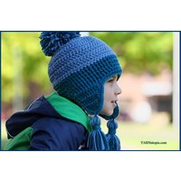 Winter Winds Ski Cap - Deramores Studio Chunky