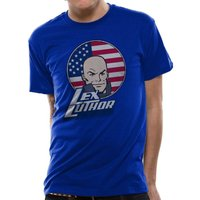 Lex Luthor (Flag) T-shirt