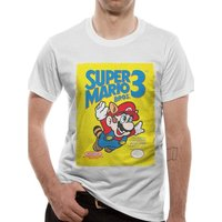 'Nintendo - Super Mario Bros 3 T-shirt