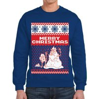 Adventure Time - Merry Christmas Jumper
