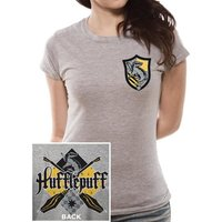 Harry Potter (House Hufflepuff) Fitted T-Shirt