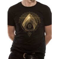 Justice League Movie Aquaman Symbol T-Shirt