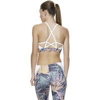 Deva Legging - Purple Hawaii