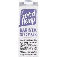 Good Hemp Barista Seed Mylk 1l