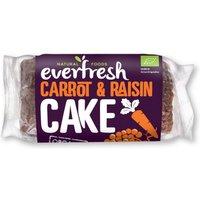 Everfresh Carrot Cake With Raisins 400g