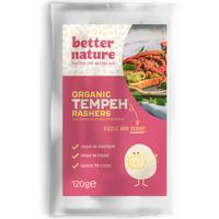 Better Nature Organic Tempeh Rashers 120g