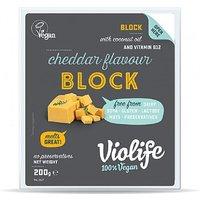 Violife Cheddar Block 200g