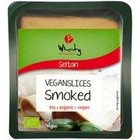 Wheaty Organic Smoked Slices - 100g
