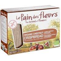 Organic Chestnut Crispbread 125g