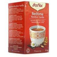 Yogi Tea Bedtime Rooibos Vanilla - 17 bags