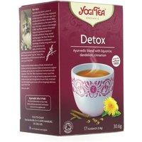 Yogi Tea Detox - 17 bags