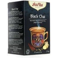 Yogi Tea Black Chai - 17 bags