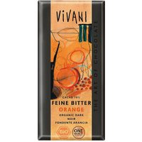 Vivani Orange Dark Chocolate 100g