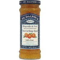 St Dalfour Orange Fruit Spread 284g