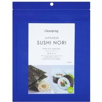 Clearspring Nori 10 Sheets - 25g