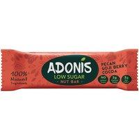 Adonis Pecan Goji Berry Cocoa Bar 35g
