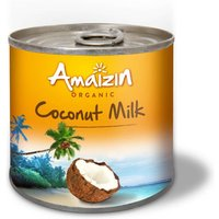 Amaizin Coconut Milk Organic - 200ml