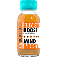 Unrooted Baobab Boost 60ml