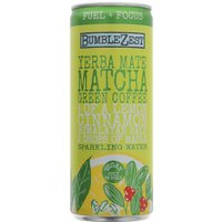 Bumblezest Yerba Mate Matcha & Coffee 250ml